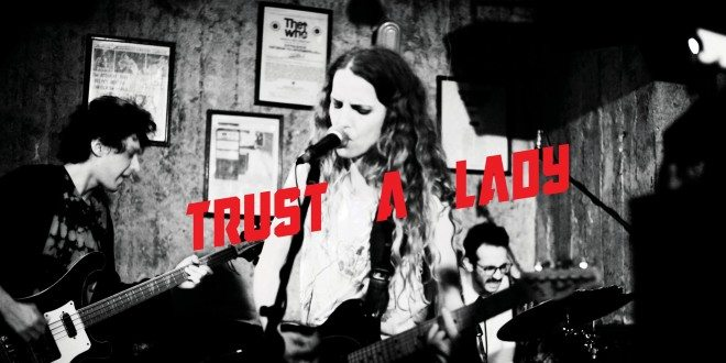 Trust A Lady – Blue Mountain